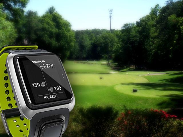 test de la montre gps tomtom golfer gps golf. Black Bedroom Furniture Sets. Home Design Ideas