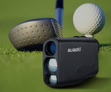 Test du Télémètre Laser pour Golf Suaoki LW 600
